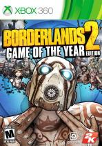 Obal-Borderlands 2: Game of the Year