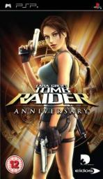 Obal-Lara Croft Tomb Raider: Anniversary
