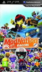 Obal-ModNation Racers