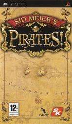 Obal-Sid Meier´s Pirates