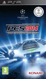 Obal-Pro Evolution Soccer 2014