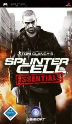 Obal-Tom Clancy´s Splinter Cell Essentials