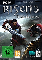 Obal-Risen 3: Titan Lords
