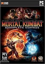 Obal-Mortal Kombat Komplete Edition