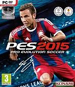 Obal-Pro Evolution Soccer 2015