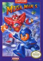 Obal-Mega Man 5