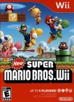 Obal-New Super Mario Bros. Wii