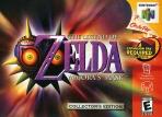 Obal-The Legend of Zelda: Majora´s Mask