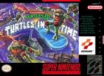 Obal-Teenage Mutant Ninja Turtles IV: Turtles In Time