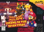 Obal-Super Mario RPG: Legend of the Seven Stars