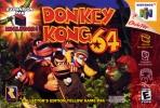 Obal-Donkey Kong 64