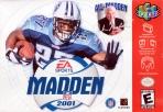 Obal-Madden NFL 2001