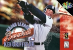 Obal-Major League Baseball Featuring Ken Griffey, Jr.