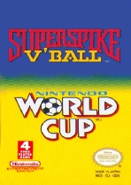 Obal-2-in-1 Super Spike V-Ball & Nintendo World Cup
