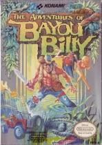 Obal-The Adventures of Bayou Billy
