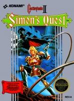 Obal-Castlevania II: Simon´s Quest