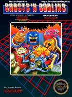 Obal-Ghosts ´n Goblins