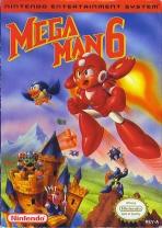 Obal-Mega Man 6