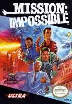 Obal-Mission: Impossible