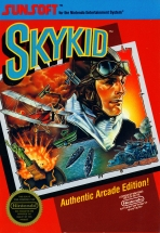 Obal-Sky Kid
