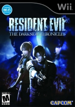 Obal-Resident Evil: The Darkside Chronicles