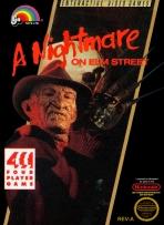 Obal-A Nightmare on Elm Street