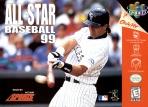 Obal-All-Star Baseball 99