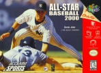Obal-All-Star Baseball 2000