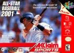 Obal-All-Star Baseball 2001