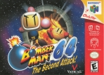 Obal-Bomberman 64: The Second Attack!