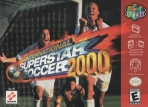 Obal-International Superstar Soccer 2000