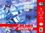 Obal-Jeremy McGrath Supercross 2000