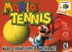 Obal-Mario Tennis