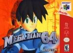 Obal-Mega Man 64