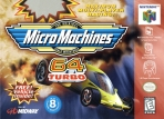 Obal-Micro Machines 64 Turbo