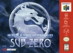 Obal-Mortal Kombat Mythologies: Sub-Zero