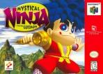 Obal-Mystical Ninja Starring Goemon