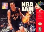 Obal-NBA Jam 99