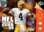 Obal-NFL Quarterback Club 99