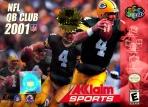 Obal-NFL Quarterback Club 2001