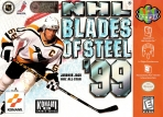 Obal-NHL Blades of Steel ´99
