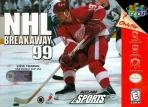 Obal-NHL Breakaway 99