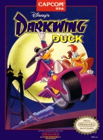Obal-Darkwing Duck