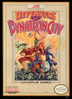 Obal-Defenders of Dynatron City