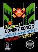 Obal-Donkey Kong 3