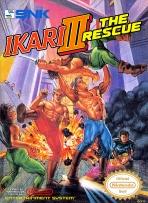 Obal-Ikari Warriors III: The Rescue