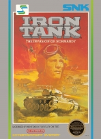 Obal-Iron Tank: The Invasion of Normandy