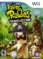 Obal-Raving Rabbids: Travel in Time