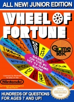 Obal-Wheel of Fortune: Junior Edition