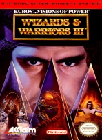 Obal-Wizards and Warriors III - Kuros: Visions of Power
